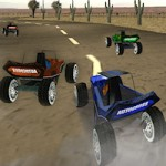 3D Cross Buggy онлайн гонки