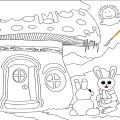 christmas-bunny-2-rossy-coloring-games