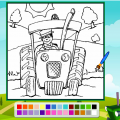 fast-tractor-coloring