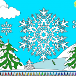 snowflakes-coloring-game